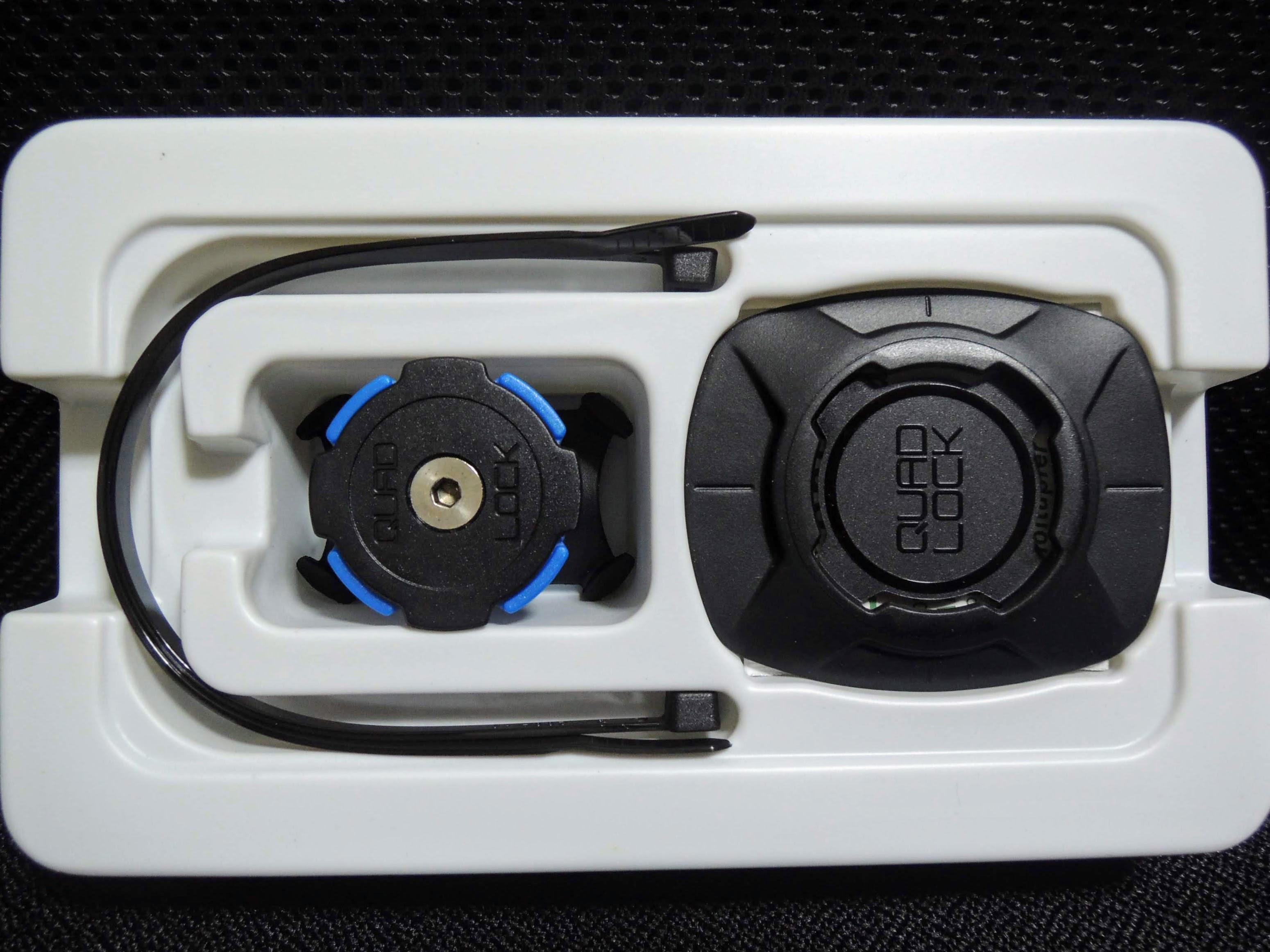 b3096afa03 ロードバイクにスマホ用マウント QUAD LOCKを導入 | メダカとロードバイク