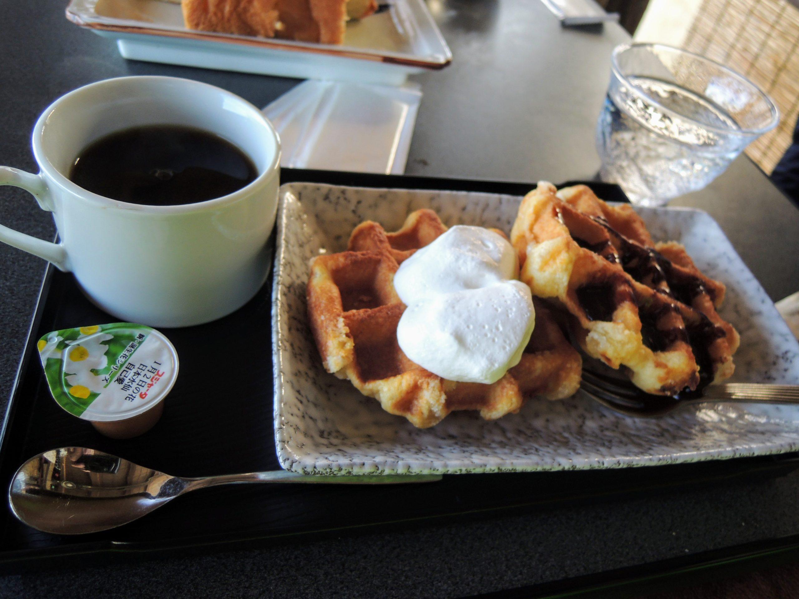 仏果堂のお得なコーヒーセット