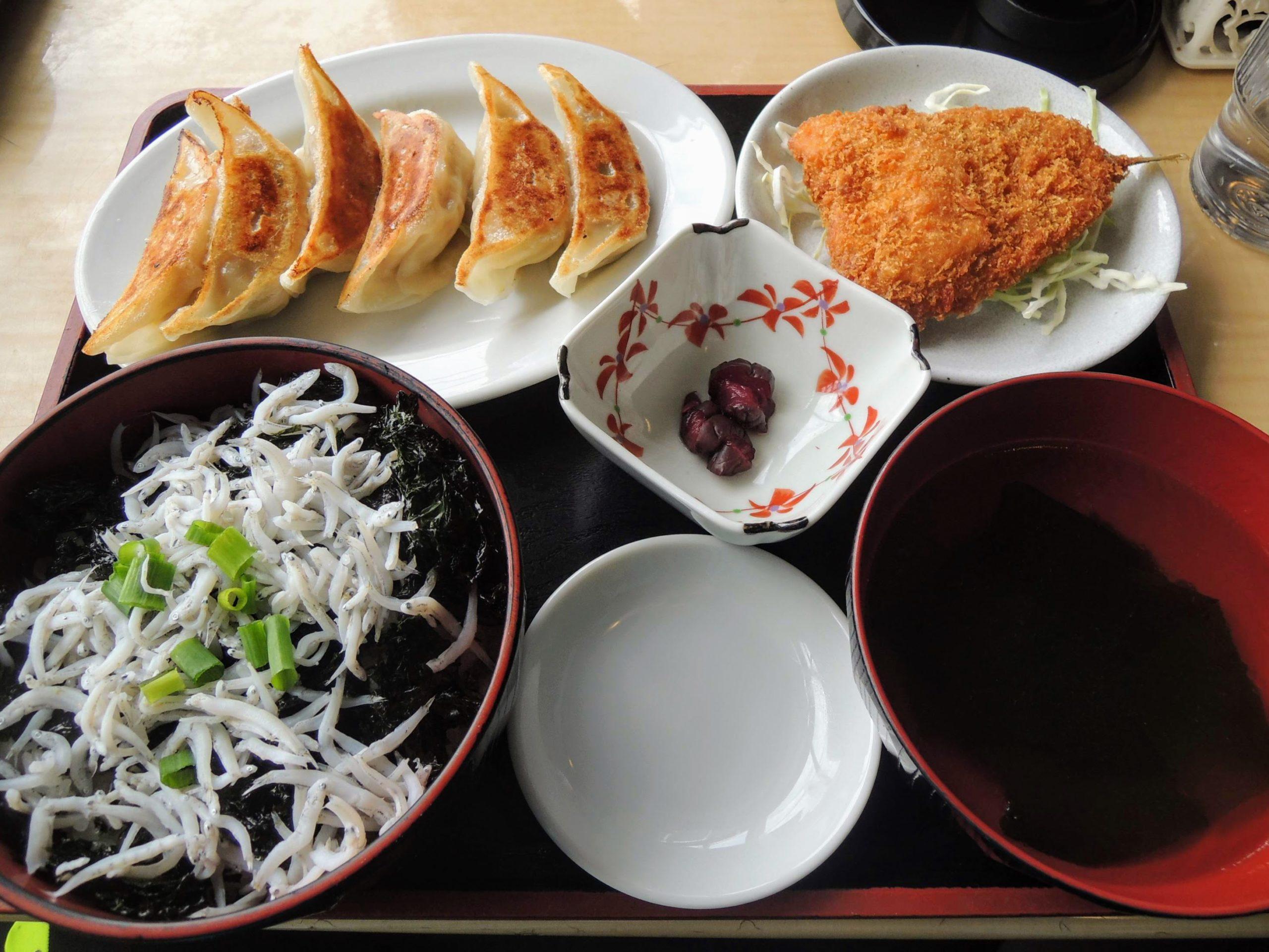 葉山食堂セット
