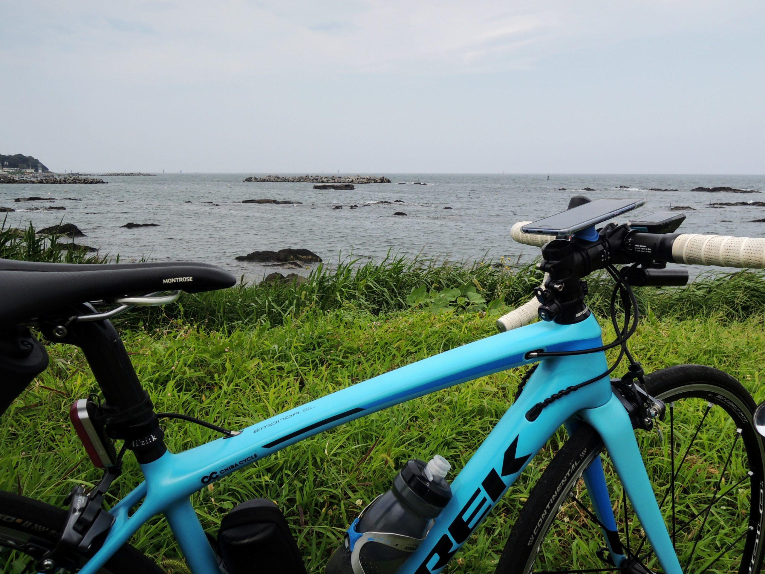 長井漁港へ
